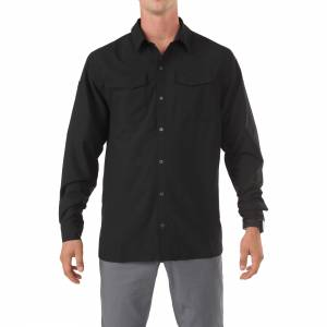 FREEDOM FLEX WOVEN LONG SLEEVE SHIRT